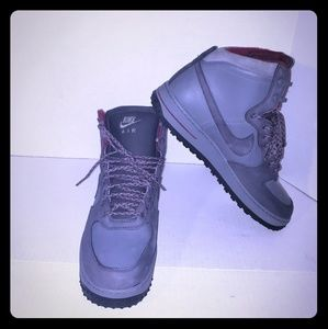 Men Nike AF-1's high top
